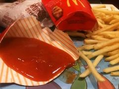 Prosperity burger mcDonald