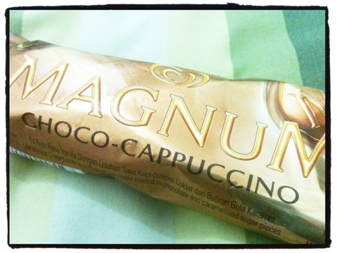 Magnum Choco Cappucino