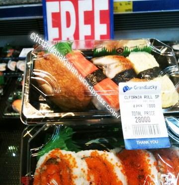 Sushi Buy 1 Get 1 Free