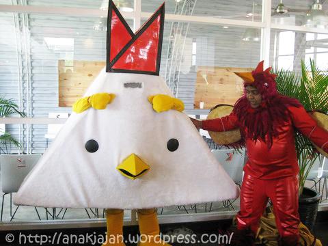 Kamikaze Karaage 3rd Eating Contest