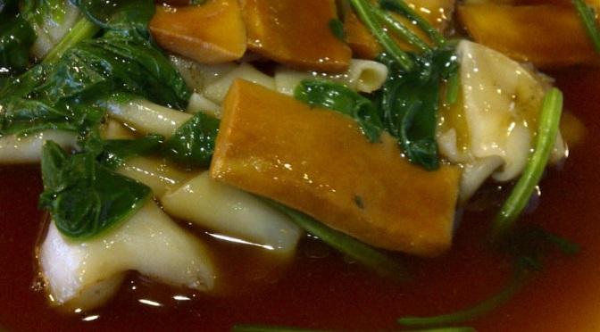 Food Arcade: Eaton, Ah Mei Cafe, Sen Ju Ramen