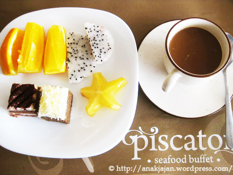 Piscator Seafood Buffet