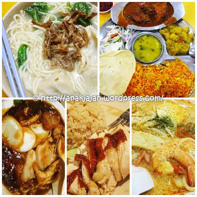 Vivocity Indian Food