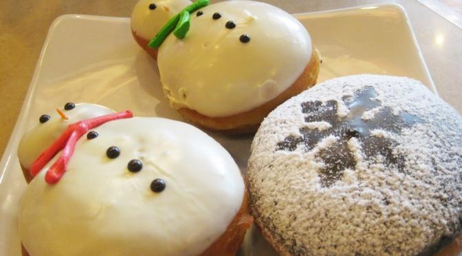 Krispy Kreme Foodie Blogger Gathering