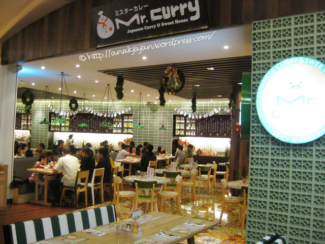 Food Tasting at Mr. Curry