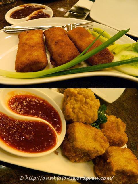 Food Tasting at Pandan Village
