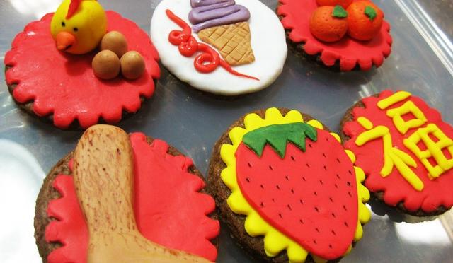 2 Minutes Microwave Cookies