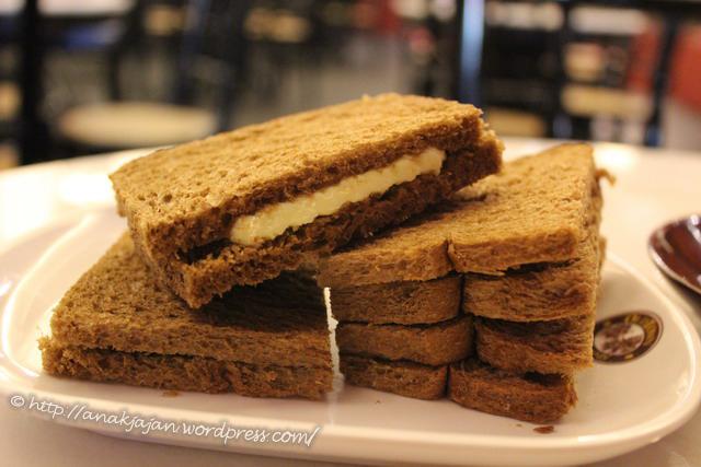 Kaya Butter Toast 19k