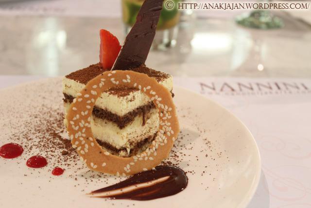 Menu Tasting at NANNINI Plaza Indonesia