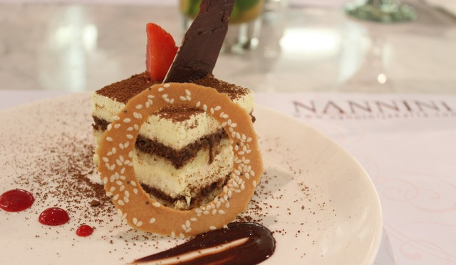 Menu Tasting at NANNINI Plaza Indonesia
