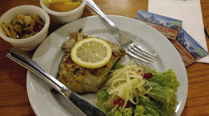 Meals at Marche