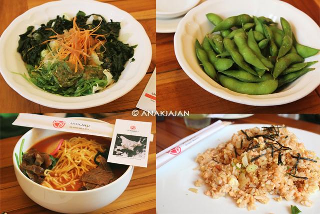 Food Tasting at Umaku Alam Sutera