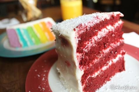 Torta Arcobaleno 28k