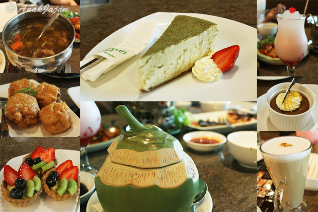 Food Tasting at Pandan Village Pondok Indah Mall