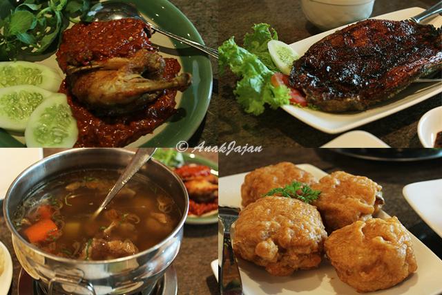 Food Tasting Pandan Village Pondok Indah Mall Anakjajan Makanan Sunda