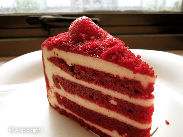 Harga Red Velvet Cake In Jar