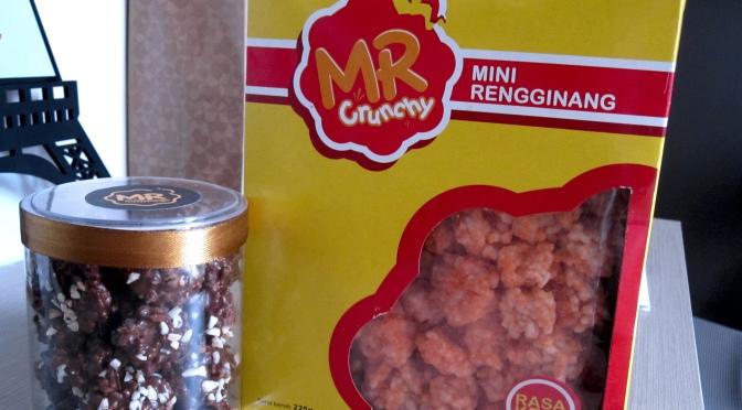 MR.Crunchy – Mini Rengginang