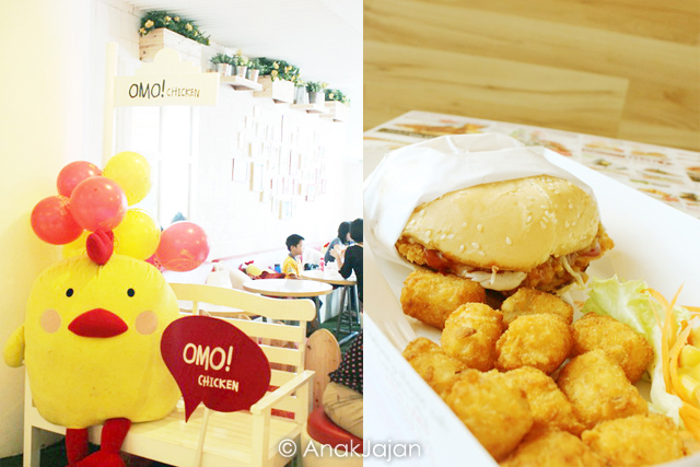Omo! Chicken