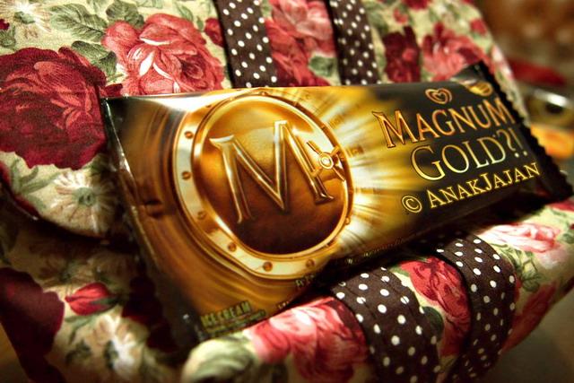 Magnum Gold?!