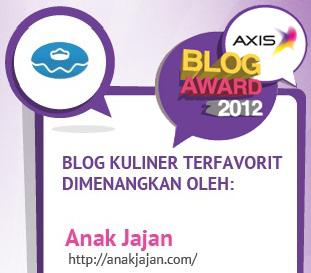 blog award winner