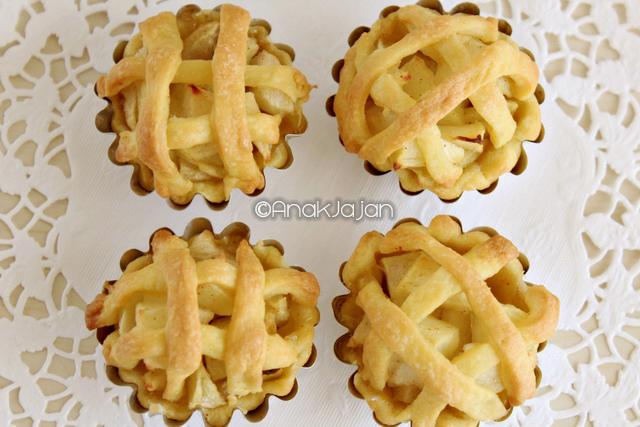 Recipe: Apple Pie   ANAKJAJAN.COM