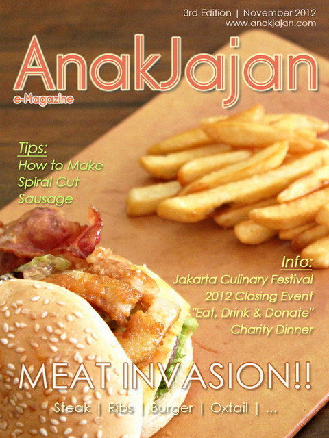 e-Magz: 3rd Edition – Meat Invasion & 2013 Calendar