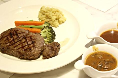 Serious Wagyu Sirloin Steak IDR 139k