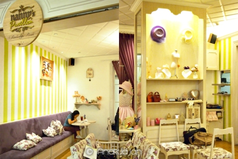 Kimberly's Room Plaza Indonesia Area Dalam