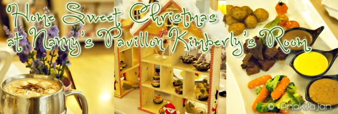 Home Sweet Christmas – Nanny's Pavillon Kimberly's Room