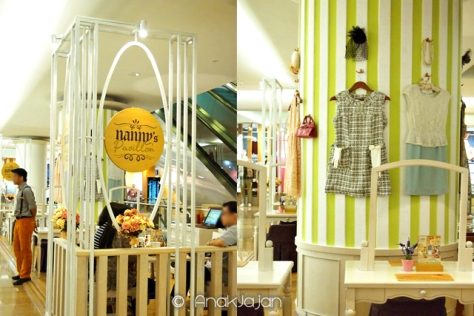 Kimberly's Room Plaza Indonesia Area Luar
