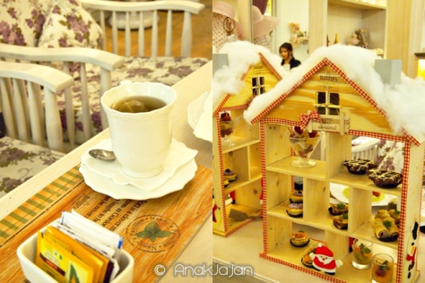 Welcome Home Tower Tea Set IDR 168k
