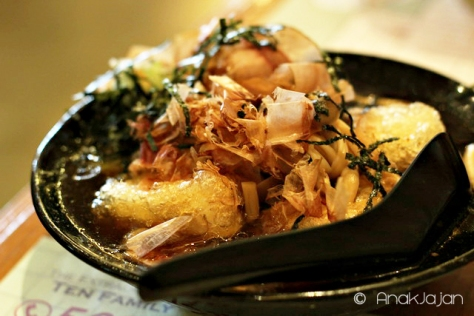 Agedashi Tofu