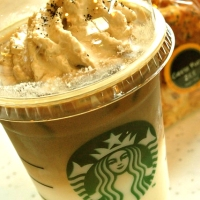 Asian Dolce Latte - Starbucks