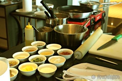 pullman cooking class