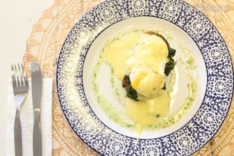Egg Florentine IDR 42rb