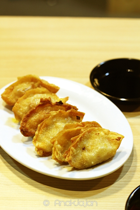 Fried Tori Gyoza IDR 32k