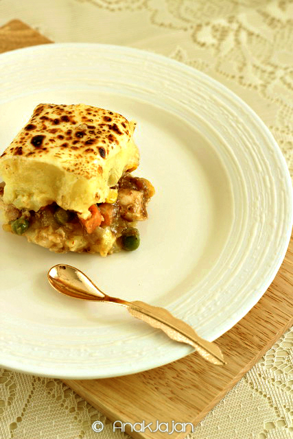 Curry Shepherd Pie