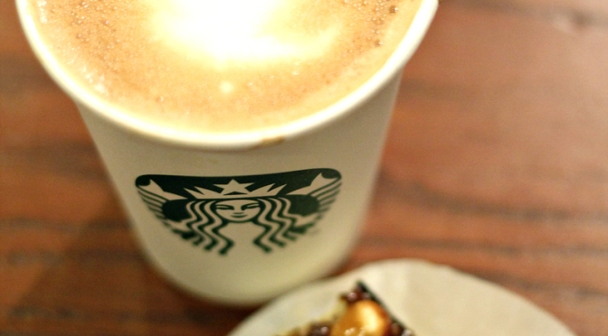 Autumn Season at Starbucks Indonesia