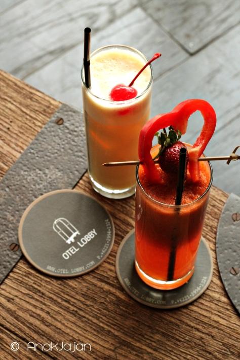 Otel Peach IDR 45k / Zing Berry IDR 45k