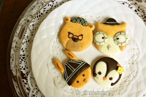 Character Cookies