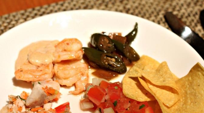Mexican Food Festival at Cinnamon