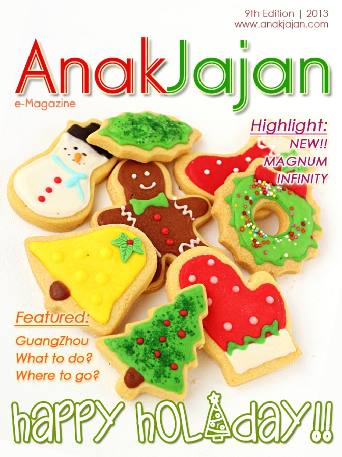 eMagz 9th Edition – Happy Holiday!!
