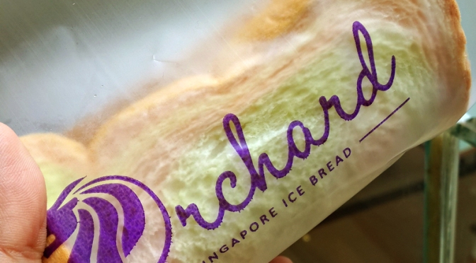 Orchard Ice Bread