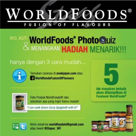 worldfoods photo contest