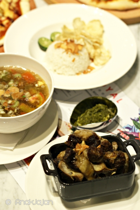 Fried Traditional Oxtail Soup IDR 99k