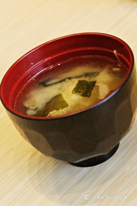 Miso Soup IDR 10k