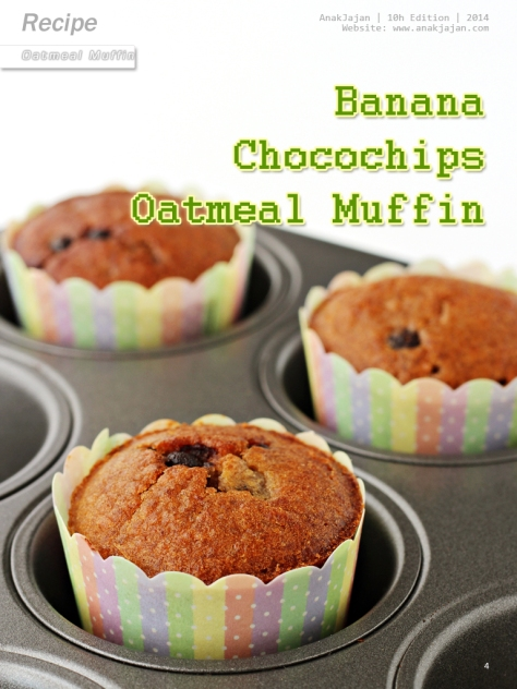 23 Recipe oatmeal muffin 1 copy