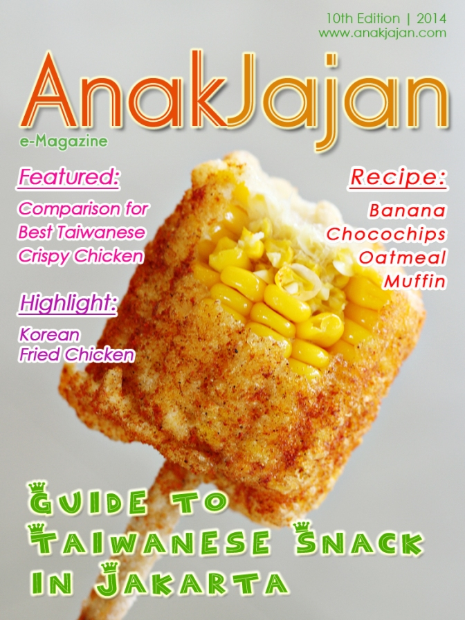 eMagz 10th Ed. – Guide to Taiwanese Snack in Jakarta