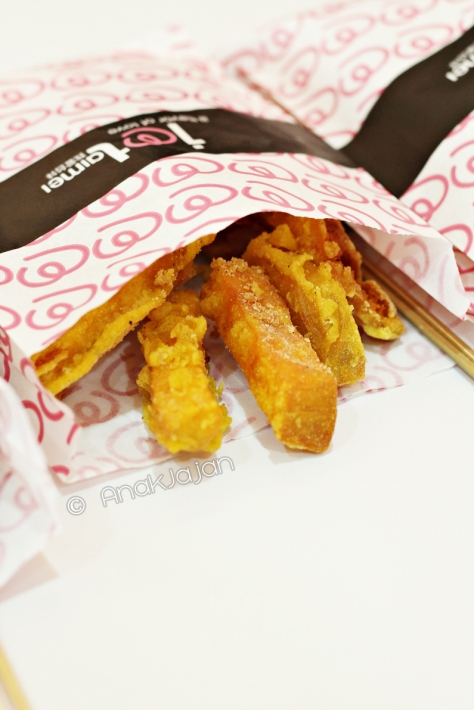 Sweet Potato IDR 18k