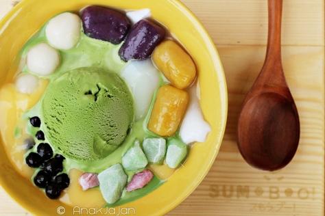 Sumoboo Dessert No.5 IDR 30k